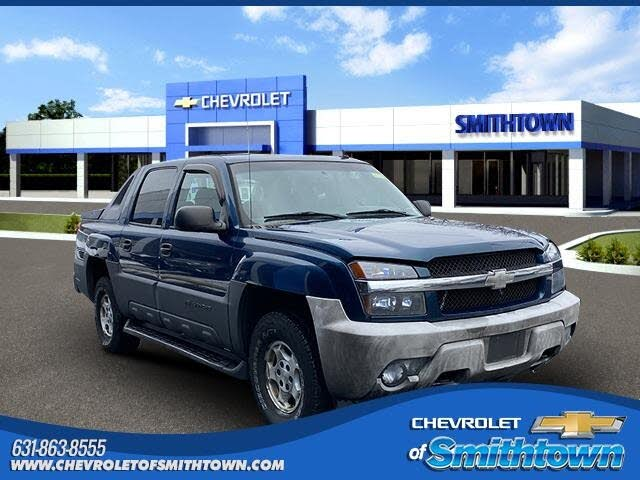 2006 Chevrolet Avalanche 1500 LS 4WD