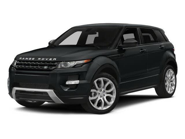 2014 Land Rover Range Rover Evoque Pure Plus Hatchback