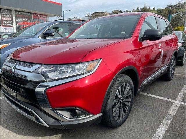 2020 Mitsubishi Outlander ES FWD
