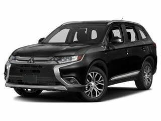 2017 Mitsubishi Outlander SE AWD