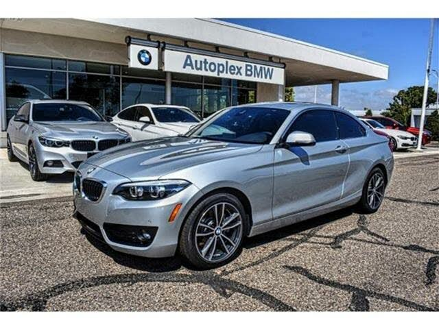 2019 BMW 2 Series 230i xDrive Coupe AWD