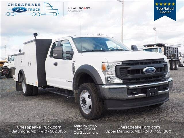 2020 Ford F-550 Super Duty Chassis