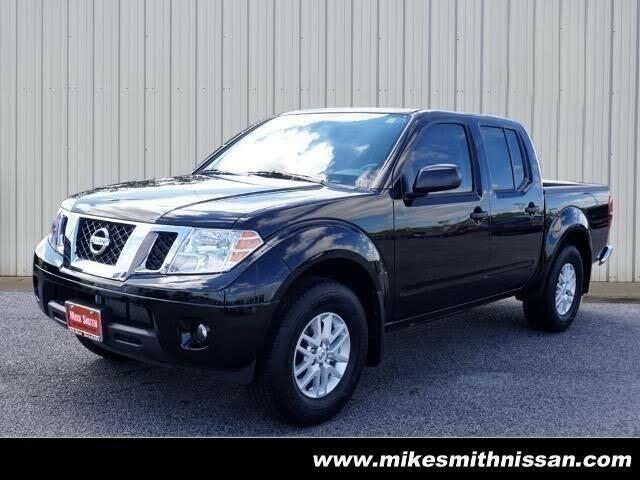 2020 Nissan Frontier SV Crew Cab RWD