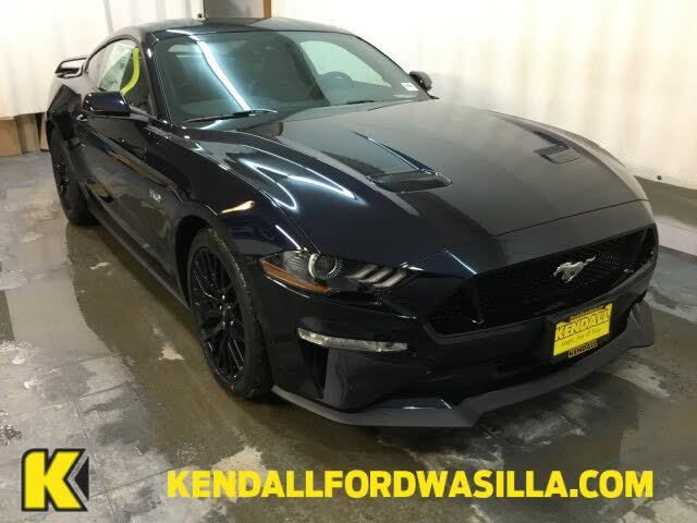 2021 Ford Mustang GT Premium Coupe RWD