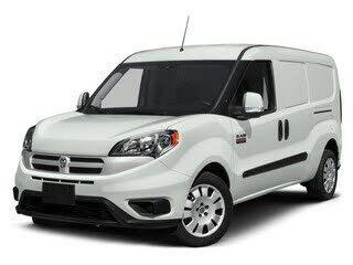 2017 RAM ProMaster City SLT Cargo Van
