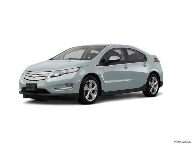 2012 Chevrolet Volt Premium FWD