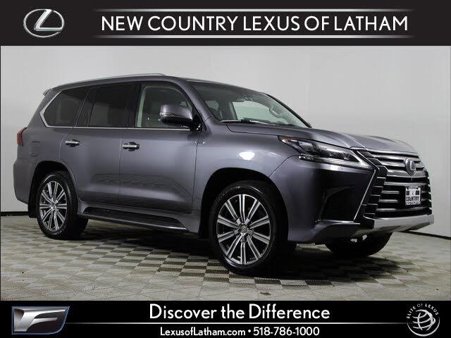 2016 Lexus LX 570 570 4WD
