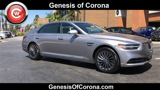 2020 Genesis G90 3.3T Premium RWD