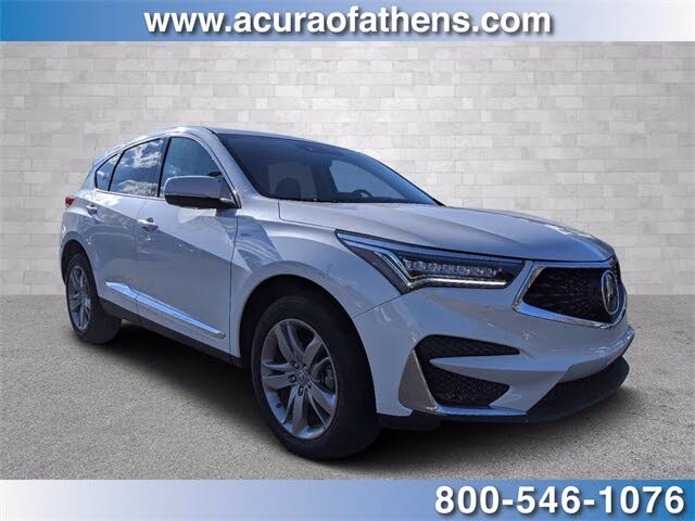 2021 Acura RDX FWD with Advance Package