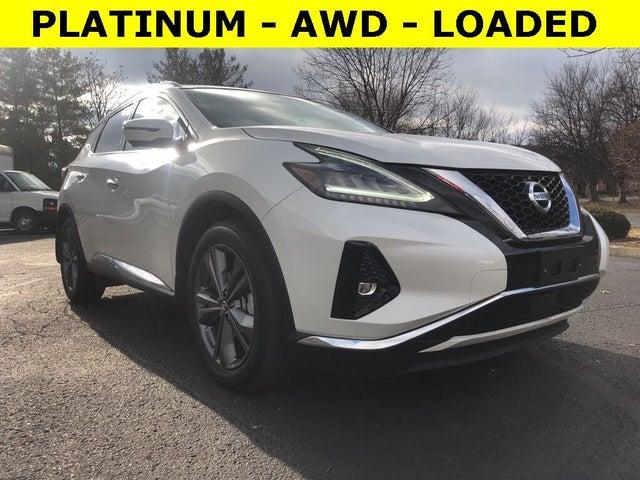 2020 Nissan Murano Platinum AWD