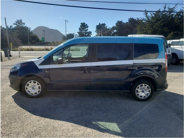 2015 Ford Transit Connect Wagon XL LWB FWD with Rear Liftgate