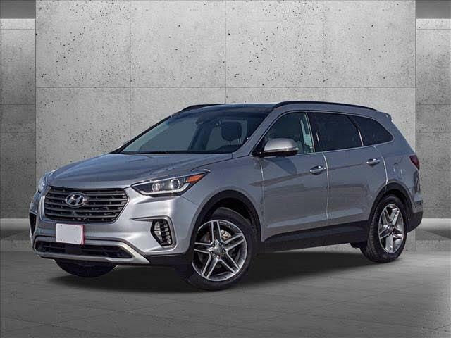 2018 Hyundai Santa Fe SE Ultimate FWD
