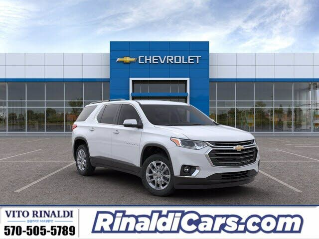 2020 Chevrolet Traverse LT Cloth AWD