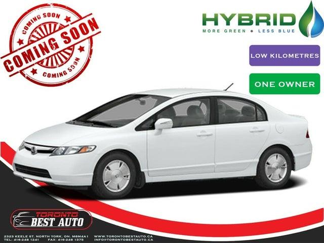 2009 Honda Civic Hybrid FWD