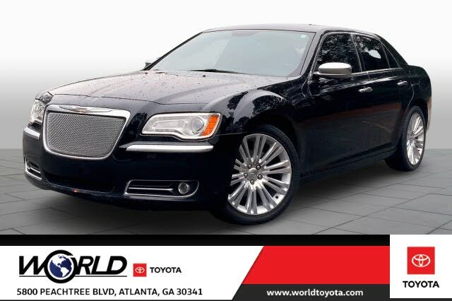 2013 Chrysler 300 C John Varvatos Luxury Edition RWD