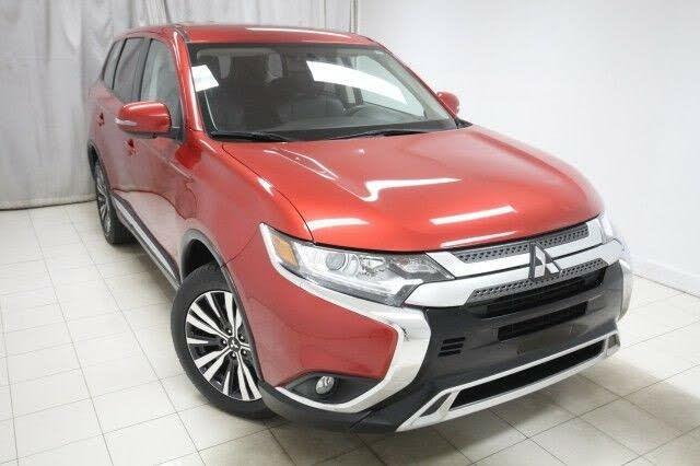 2019 Mitsubishi Outlander SE FWD