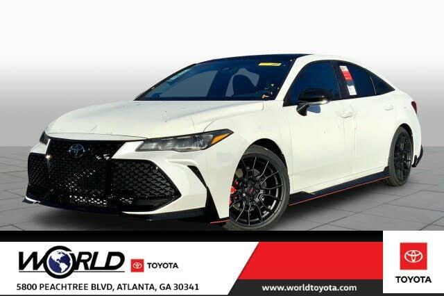 2021 Toyota Avalon TRD FWD