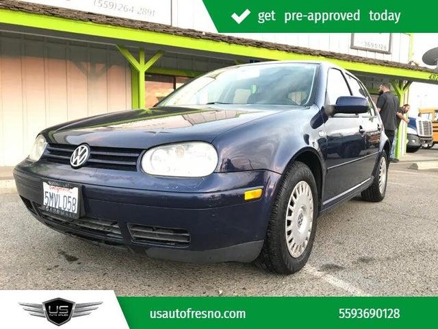 2002 Volkswagen Golf GLS 2.0