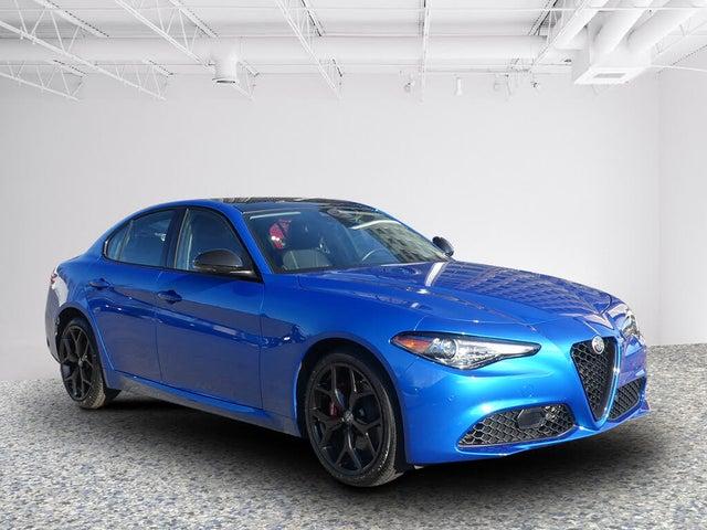 2020 Alfa Romeo Giulia AWD