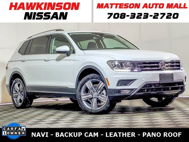 2020 Volkswagen Tiguan SEL 4Motion AWD