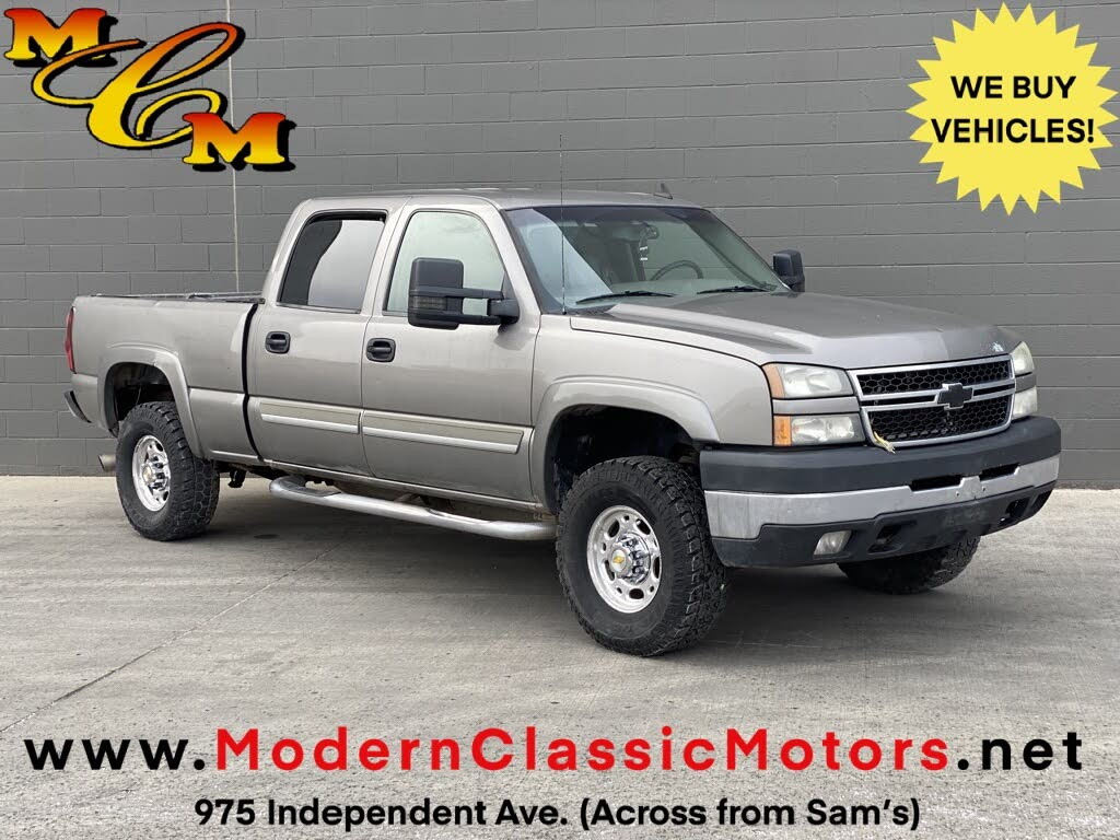50 Best 2006 Chevrolet Silverado 2500hd For Sale Savings 2 9k