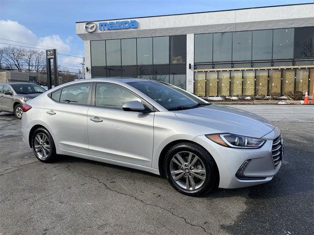 2018 Hyundai Elantra Value Edition Sedan FWD