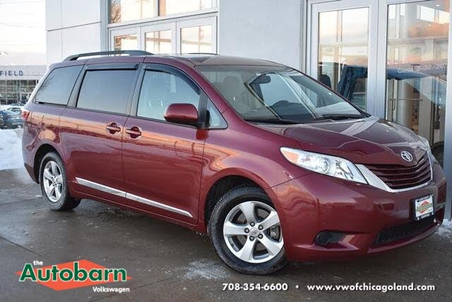 2016 Toyota Sienna LE Mobility 7-Passenger