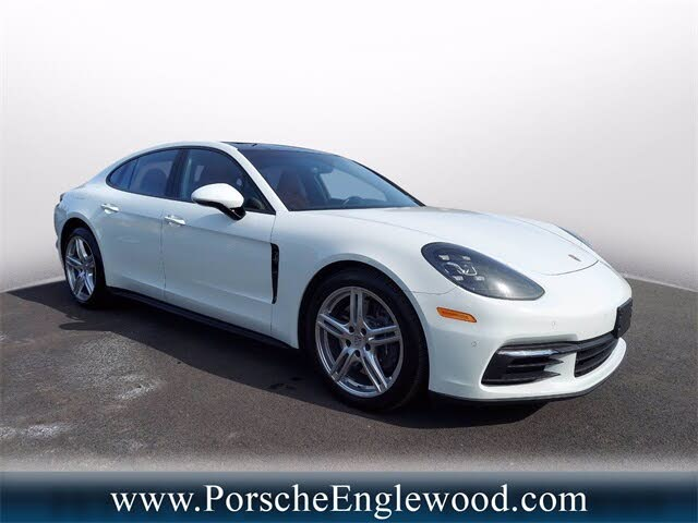 2020 Porsche Panamera 4 AWD
