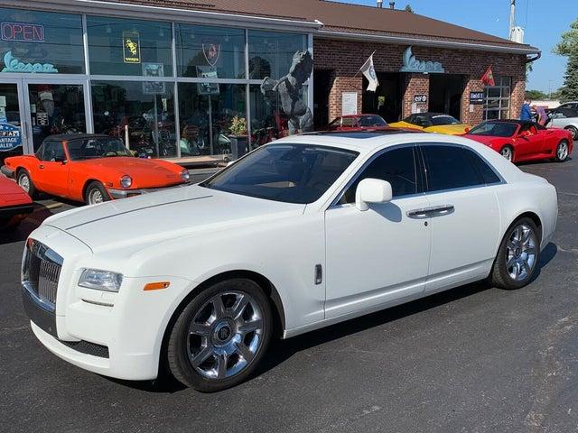 2011 Rolls-Royce Ghost Sedan