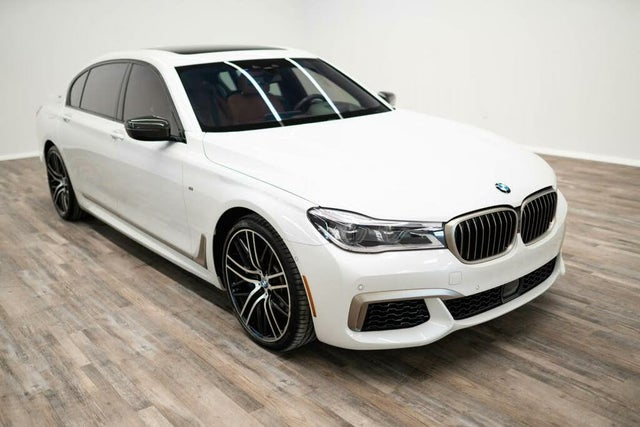 2019 BMW 7 Series M760i xDrive AWD