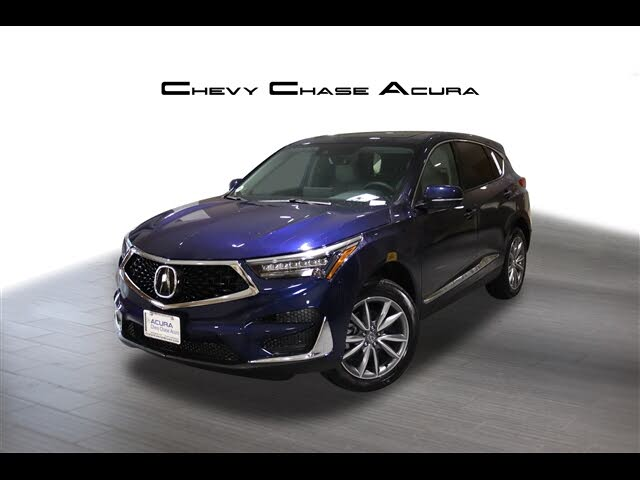 2021 Acura RDX FWD with Technology Package