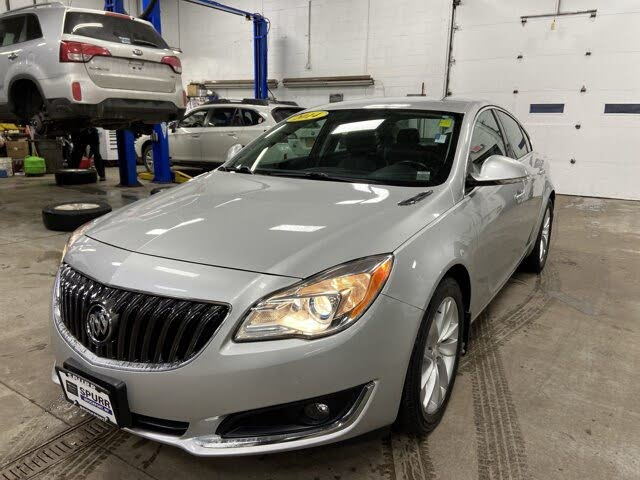 2014 Buick Regal Sedan FWD