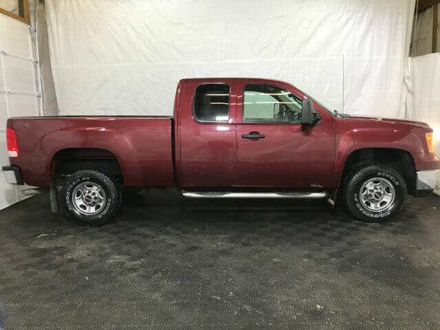 2008 GMC Sierra 2500HD SLE2 Ext. Cab