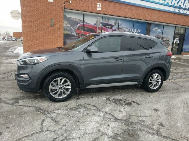 2017 Hyundai Tucson 2.0L Premium AWD