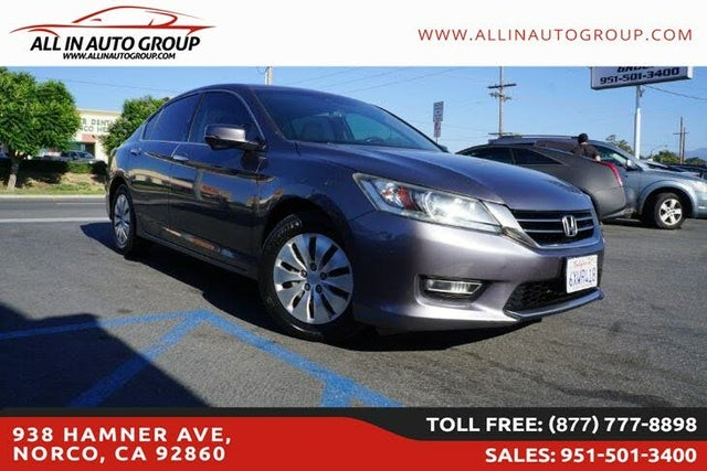 2013 Honda Accord EX-L V6