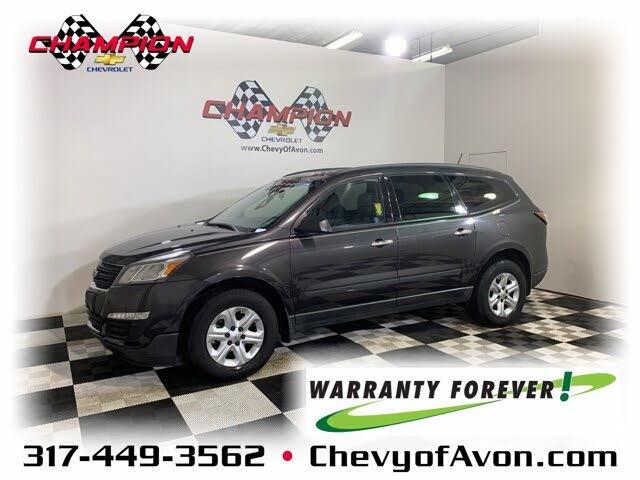 2015 Chevrolet Traverse LS FWD