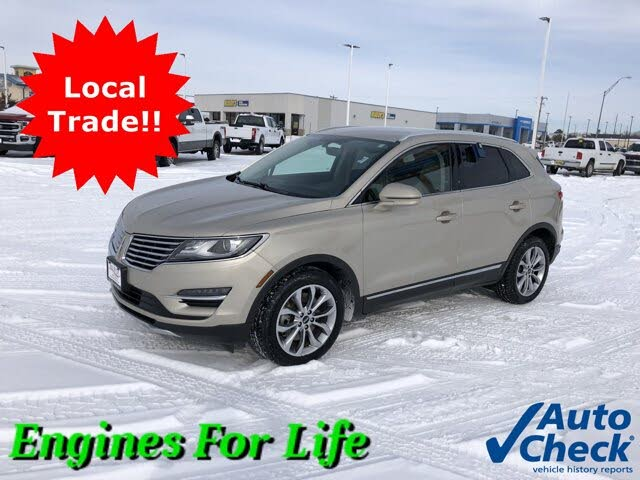 2017 Lincoln MKC Select FWD