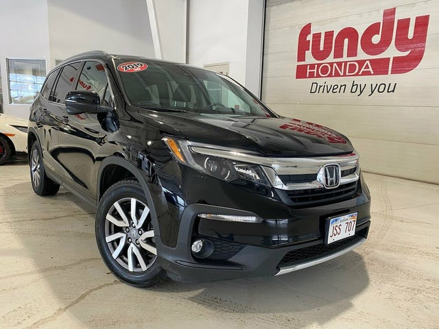 2019 Honda Pilot EX-L AWD with Navigation