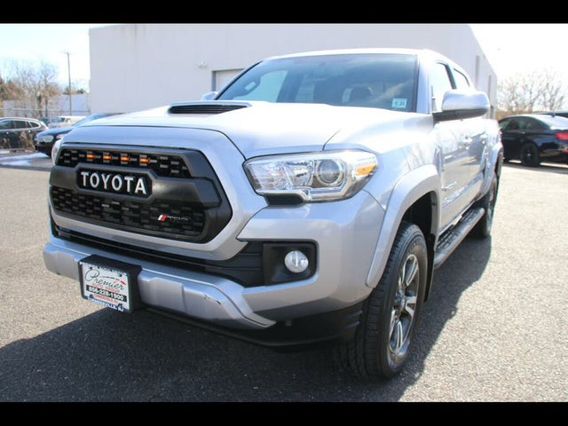 2016 Toyota Tacoma Double Cab V6 TRD Off Road 4WD