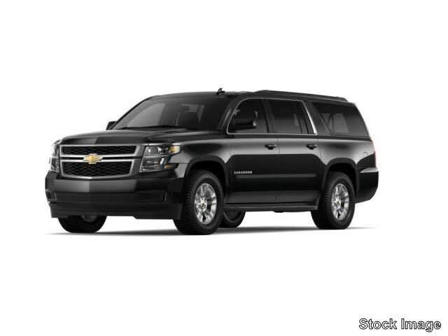 2018 Chevrolet Suburban 1500 LS RWD