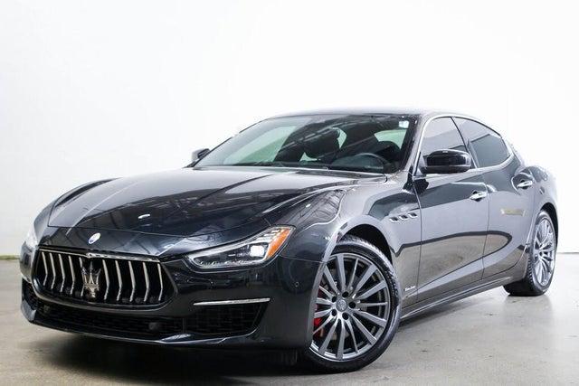 2018 Maserati Ghibli S Q4 GranLusso 3.0L AWD