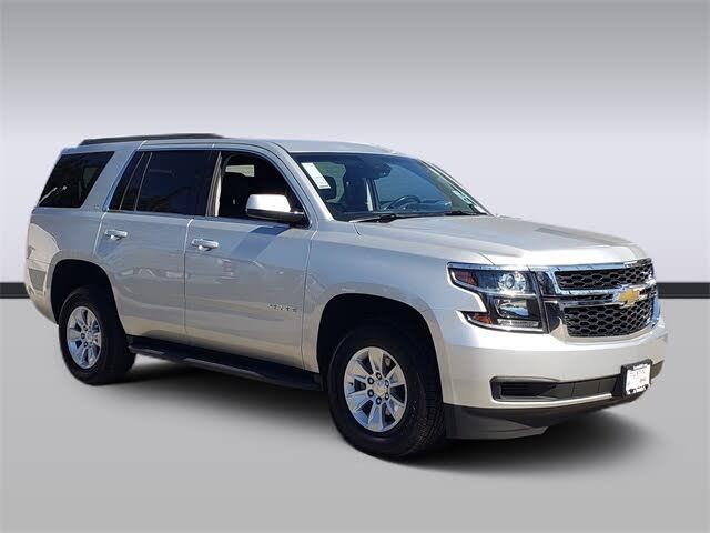 2019 Chevrolet Tahoe LT RWD