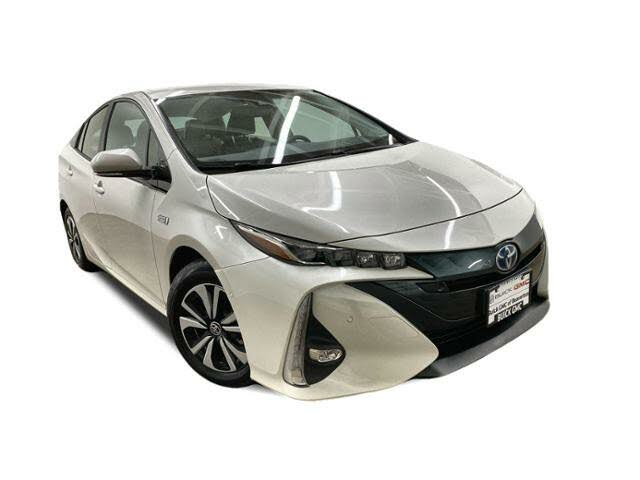 2019 Toyota Prius Prime Advanced FWD