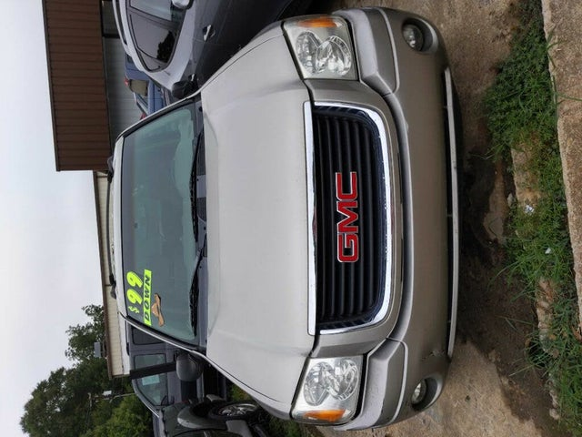 2002 GMC Envoy 4 Dr SLE SUV