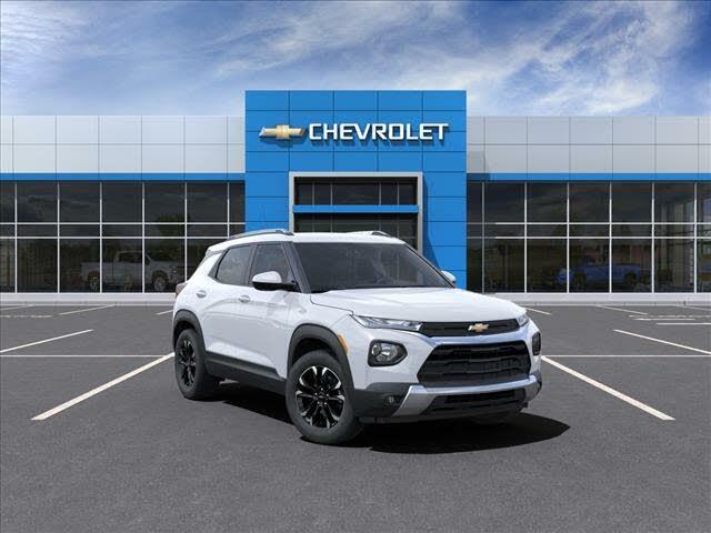 2021 Chevrolet Trailblazer LT FWD