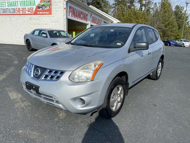 2011 Nissan Rogue S Krom Edition AWD