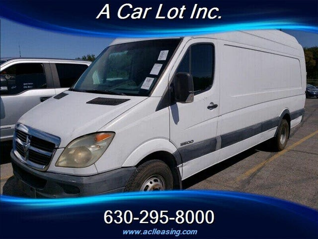 2008 Dodge Sprinter Cargo 3500 170 WB Extended RWD