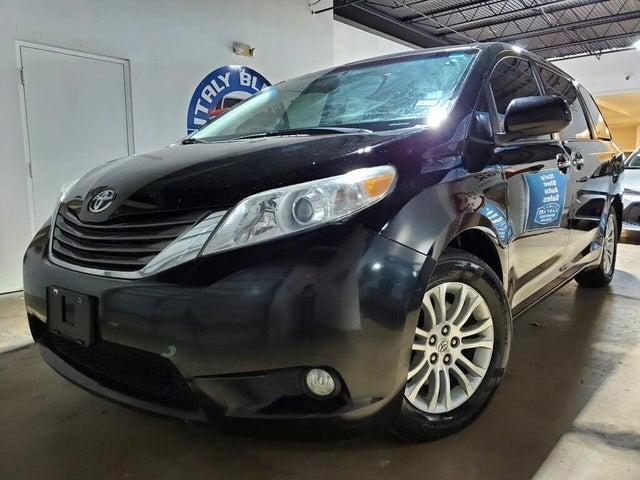 2012 Toyota Sienna Limited 7-Passenger
