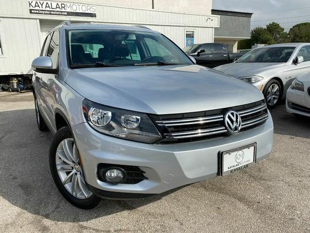 2012 Volkswagen Tiguan SE