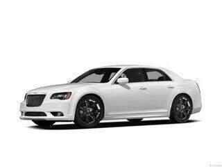 2012 Chrysler 300 SRT8 RWD